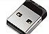 PEN Drive Sandisk Cruzer FIT 64gb USB 2.0 Preto - Sdcz33-064g-g35 - Imagem 3