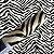 Papel de Parede Vinilizado Listrado Animal Print Zebra  - Imagem 2