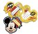 Convite Grande Mickey - Imagem 1