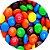 Chocolate M&MS 45 g ao Leite - Imagem 2