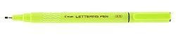 Marcador Artístico Lettering Pen Calligraphy Pilot 3 unidades - Imagem 4