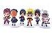 Coleção Naruto 6 peças 7cm - Imagem 1