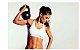 Ketlebel Emborrachado 12 Kgs Pesos Musculação Crossfit - Imagem 4