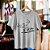 Camiseta estampada - Fido Dido Poser 1 - Imagem 2