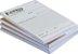Comanda personalizada P&B - bloco 100 folhas - Imagem 1