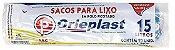 Saco lixo 15Lt 39x58cm - 20 unid - Imagem 1