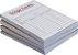 Bloco e Talão 1 via - Personalizado - 1x0 c/100fls - Imagem 4