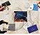 Cartão de visitas 9x5 em PVC branco 0,3mm - Imagem 1