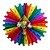 Enfeite Círculo Colorido Balão - Imagem 1
