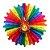 Enfeite Círculo Colorido Fogueira - Imagem 1