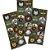 Adesivo Free Fire - 3 cartelas - Imagem 1