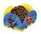 Porta Forminha para Doces Superman - 40 unidades - Imagem 1