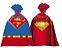 Sacola de Festa para Lembrancinhas Superman- 8 unidades - Imagem 1
