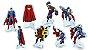 Decoração de Mesa Superman - 8 unidades - Imagem 1