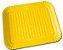 Bandeja Amarela 30 cm - Imagem 1