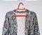 Kimono Preto e Branco - Tam M - Imagem 3