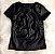 T-shirt couro eco  - Imagem 1