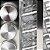 Kit 16 Porta Condimentos em Vidro e Inox c/ Base Giratória - Imagem 2