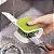 Escova Segura p/ Limpeza de Facas e Talheres - Imagem 2