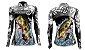 CAMISETA PERSONALIZADA KING BRASIL TUCUNARE (COM LOGO) FEM. L3253 - Imagem 3