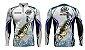 CAMISETA PERSONALIZADA KING BRASIL TUCUNARE (COM LOGO) L1614 - Imagem 2