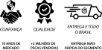 COMBO KING BRASIL CAMISETA (COM NOME) + BANDANA - N3885 - Imagem 6