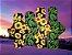 Kit Solstício de Inverno com 4 Absorventes Ecológicos Reutilizáveis de Tecido 100% Algodão - Imagem 1