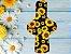 Noturno Girassol - Absorvente Ecológico Reutilizável de Tecido 100% Algodão - Imagem 1
