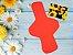 Noturno Girassol - Absorvente Ecológico Reutilizável de Tecido 100% Algodão - Imagem 3