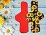 Noturno Girassol - Absorvente Ecológico Reutilizável de Tecido 100% Algodão - Imagem 2