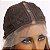 Front Lace Milena 65cm Loira c/ Mechas + touca + creme Jachair - Imagem 2