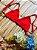 Top Dora Vermelho - Imagem 1
