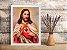 Quadro Sagrado Coração de Jesus - Imagem 4