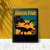 Quadro Jurassic Park (5) - Imagem 3