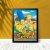 Quadro Simpsons (1) - Imagem 3