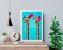 Quadro Chiclete Girafa (2) - Imagem 4