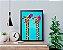 Quadro Chiclete Girafa (2) - Imagem 3