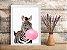 Quadro Chiclete Zebra - Imagem 4