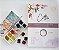 Bloco de Papel Cotton - 100% Algodão 12 fls| 300g/m2 | Formato Pocket A5 - Imagem 1