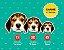 Adesivo do Pet - Pack com 7 Adesivos + 1 Brinde - Imagem 1