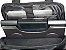 Bolsa mochila de transporte para balança Tanita original e notebook em couro ecológico PU com alça - Imagem 5