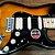 Guitarra Strato HSS GM237N SK - Michael - Imagem 4
