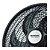 Ventilador de Coluna Turbo 6 Pás 40cm 127V -  MAXI POWER - TURBO - Imagem 2