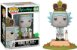 Rick and Morty - Funko POP! King of S#!+ (with sound) - 694 - Imagem 1