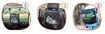 Organizador para Carrinho e Carro 4 em 1 Travel Bag - Multikids Baby - Imagem 3