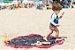Tapete de Brincar que vira Bolsa - Azul + Pink - Baby & Me - Imagem 6