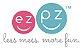 Jogo Americano com Prato Acoplado Mini Happy Mat Azul - EZPZ - Imagem 6