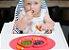 Jogo Americano com Prato Acoplado Mini Happy Mat Coral - EZPZ - Imagem 4
