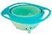 Prato Mágico Giratório 360 graus para Bebês e Crianças - Verde - Imagem 4