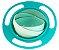 Prato Mágico Giratório 360 graus para Bebês e Crianças - Verde - Imagem 1
